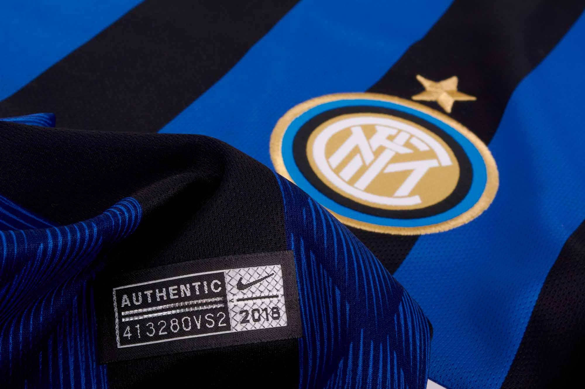 2ff0c416249 Nike Inter Milan Home Jersey 2018-19 - SoccerPro