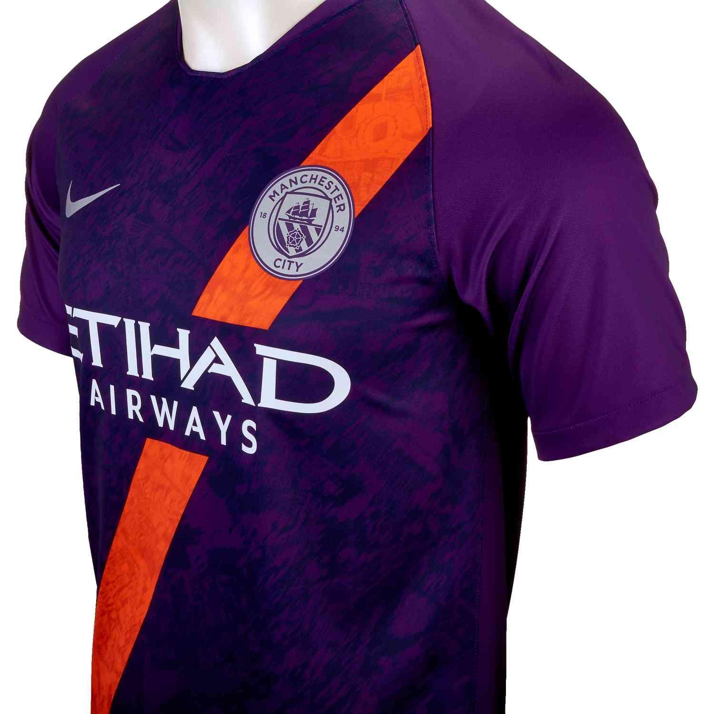 2018/19 Nike Manchester City 3rd Jersey - SoccerPro