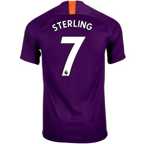 2018/19 Nike Raheem Sterling Manchester City 3rd Jersey