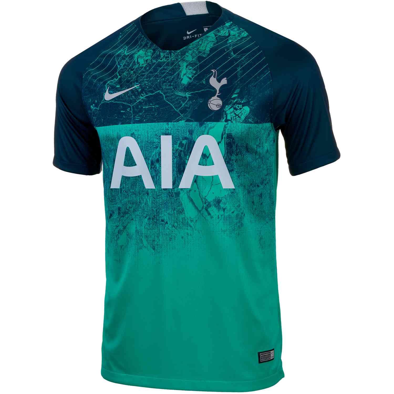 2018 19 Nike Tottenham 3rd Jersey Soccerpro
