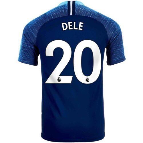 2018/19 Nike Dele Alli Tottenham Away Jersey
