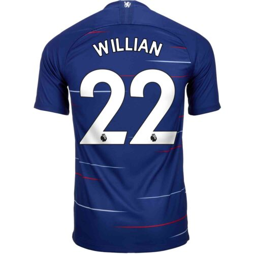 2018/19 Nike Willian Chelsea Home Jersey