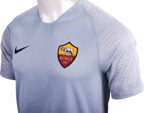 Nike Roma Away Jersey – Wolf Grey/Black