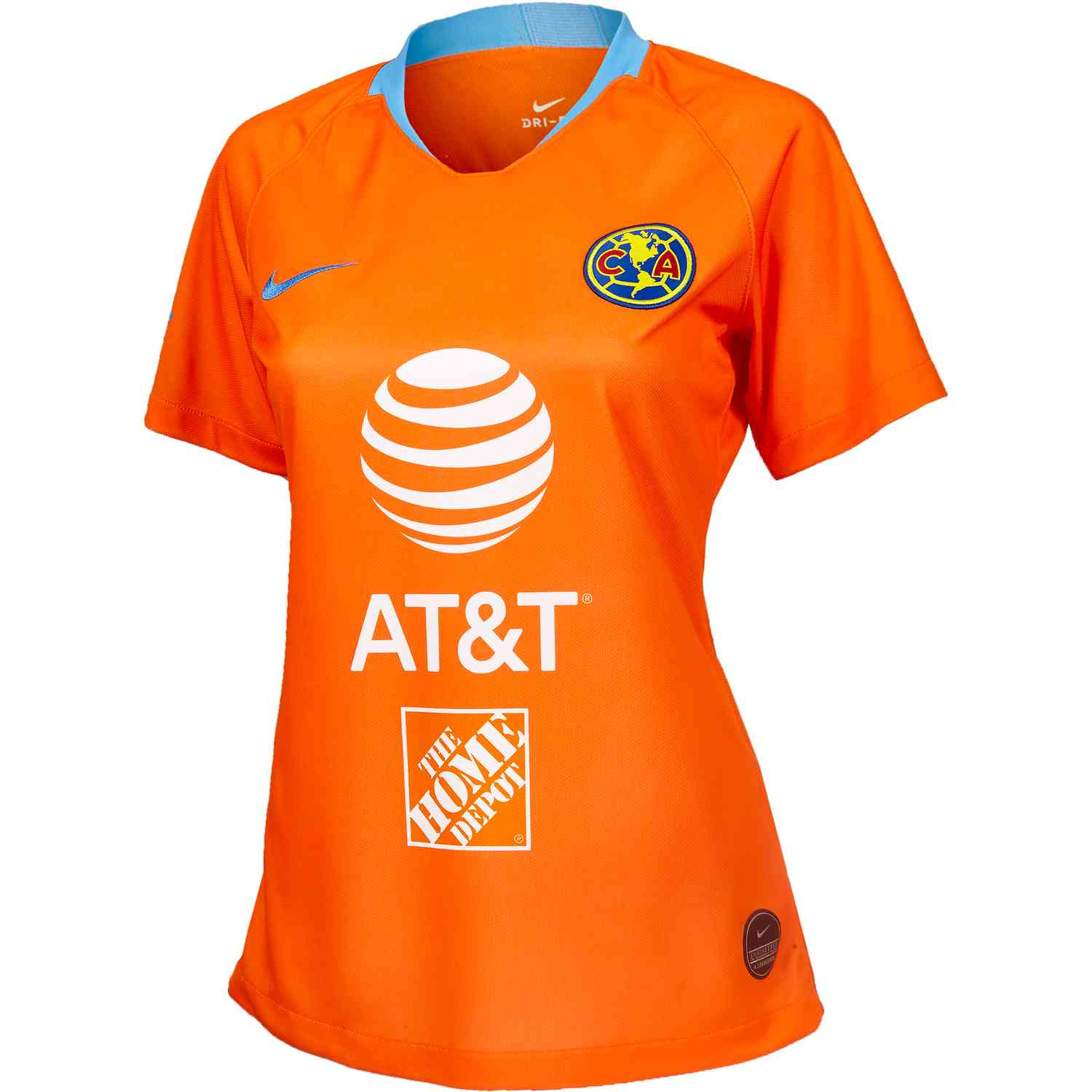 first rate ff0e6 8ecef Womens Nike Club America 3rd Jersey – 2019
