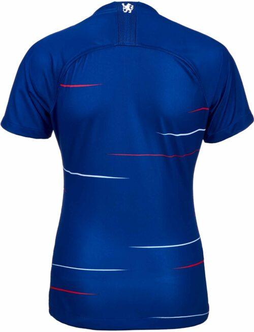 2018/19 Womens Nike Chelsea Home Jersey