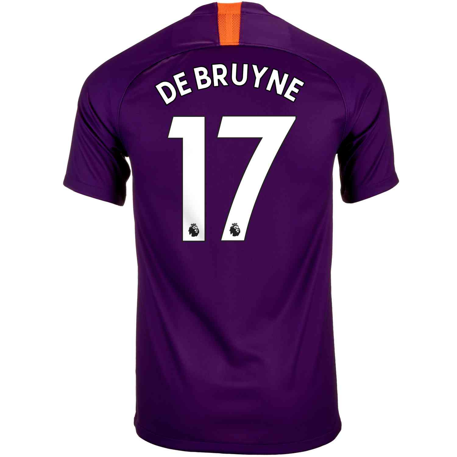 new arrive 1fa20 ec65d 2018/19 Youth Nike Kevin De Bruyne Manchester City 3rd ...