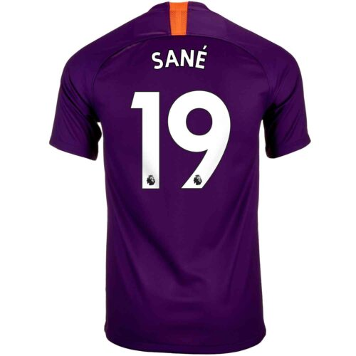 2018/19 Nike Leroy Sane Manchester City 3rd Jersey