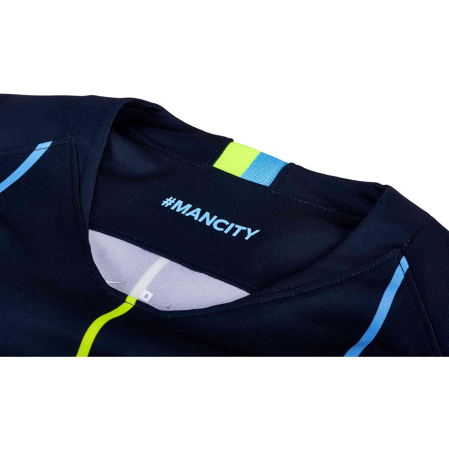 outlet store 39328 d2276 2018/19 Kids Nike Kevin De Bruyne Manchester City Away ...