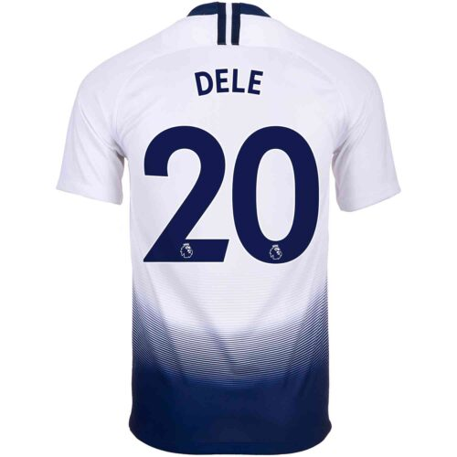 Nike Dele Alli Tottenham Home Jersey – Youth 2018-19