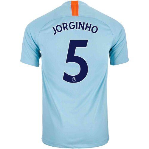 2018/19 Kids Nike Jorginho Chelsea 3rd Jersey