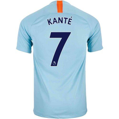 2018/19 Kids Nike Ngolo Kante Chelsea 3rd Jersey