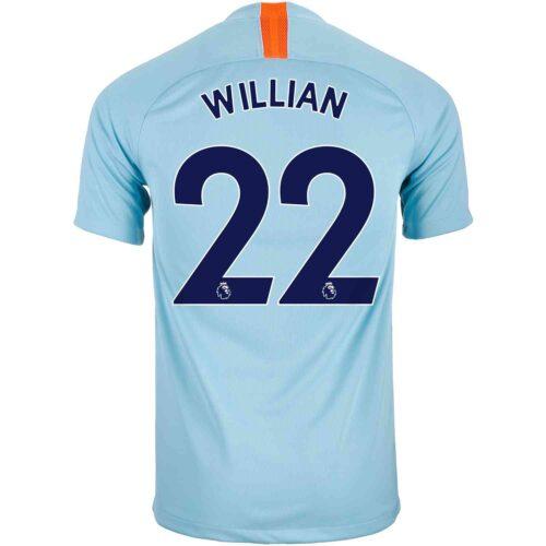2018/19 Kids Nike Willian Chelsea 3rd Jersey