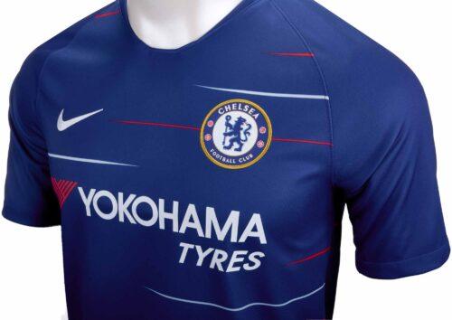 2018/19 Kids Nike Jorginho Chelsea Home Jersey
