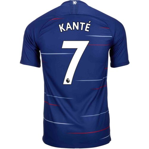 2018/19 Kids Nike Ngolo Kante Chelsea Home Jersey