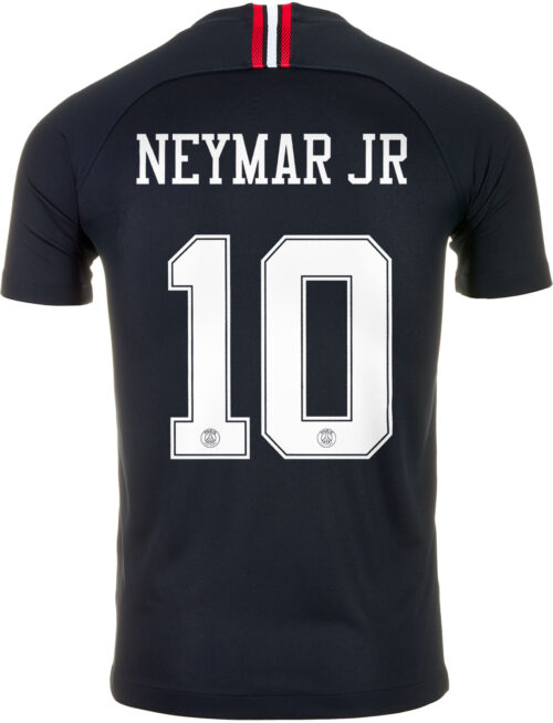 2018/19 Youth Nike Neymar Jr Psg 3rd Jersey