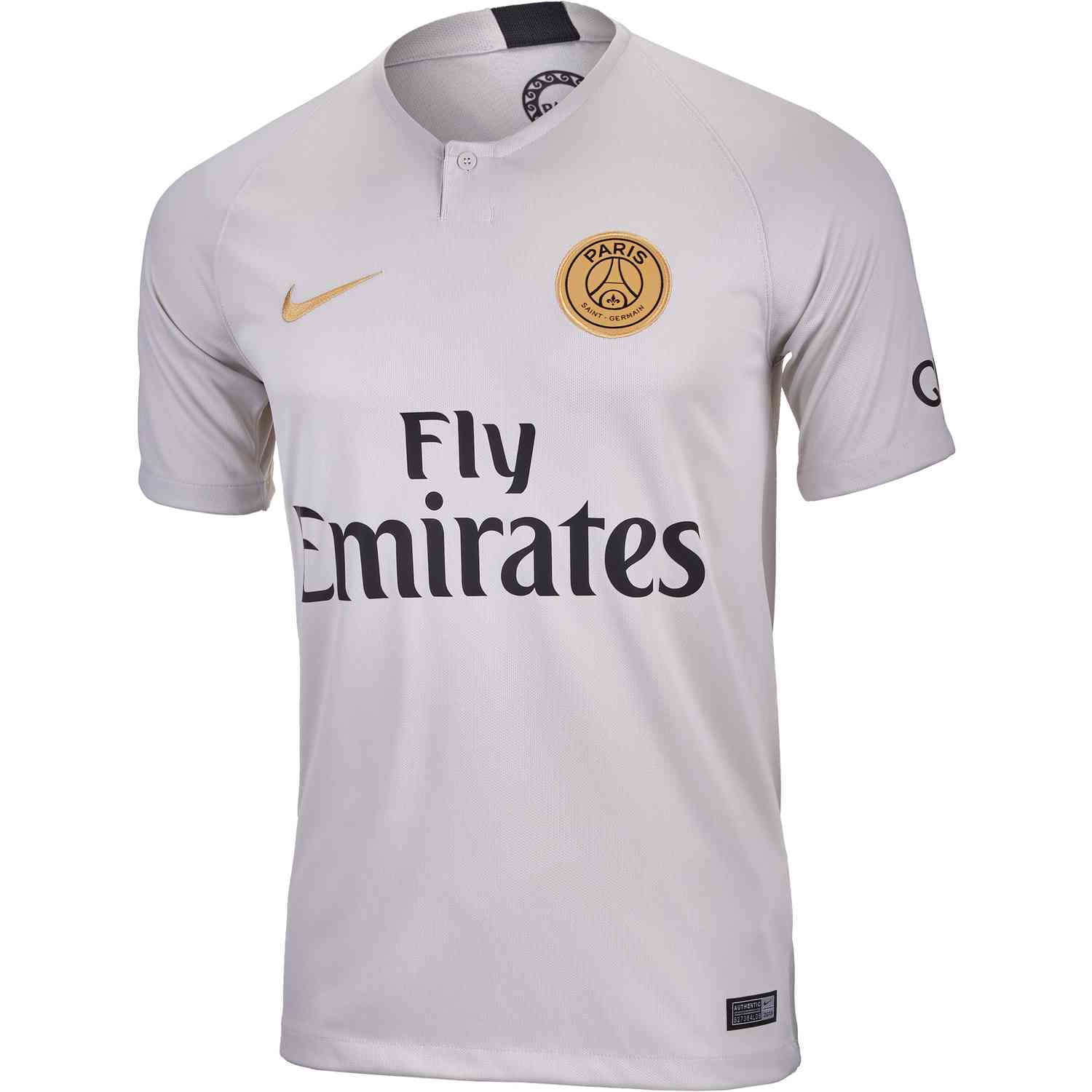 Nike PSG Away Jersey - Youth 2018-19 - SoccerPro 4bd6d80de
