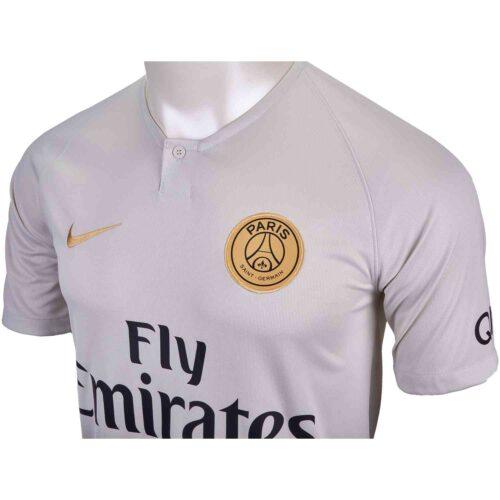 timeless design f3541 37089 Nike Kylian Mbappe PSG Away Jersey - Youth 2018-19 - Cleatsxp