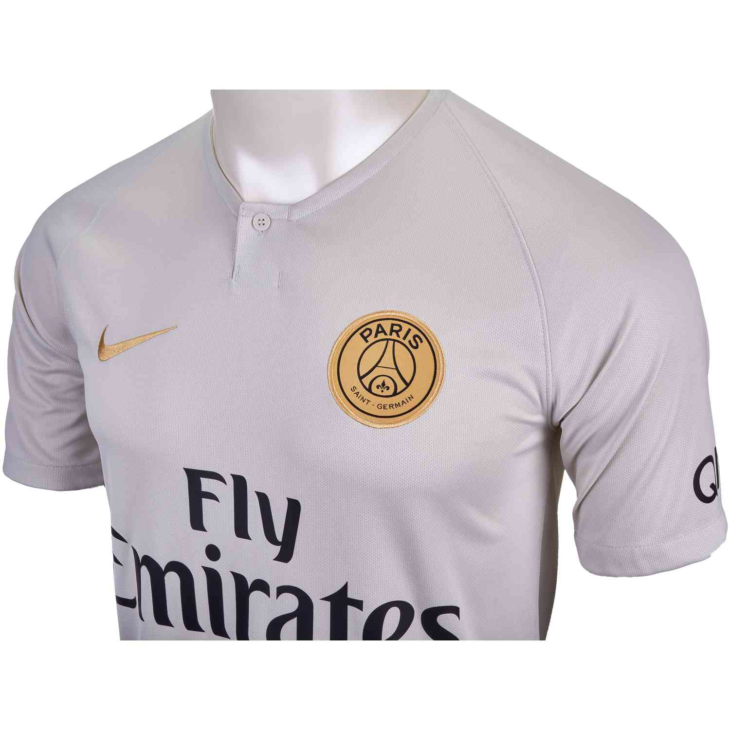 quite nice 5ceb1 a6cf0 Nike Kylian Mbappe PSG Away Jersey - Youth 2018-19 - SoccerPro