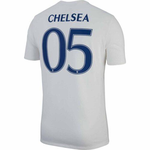 Nike Chelsea Squad Tee – White
