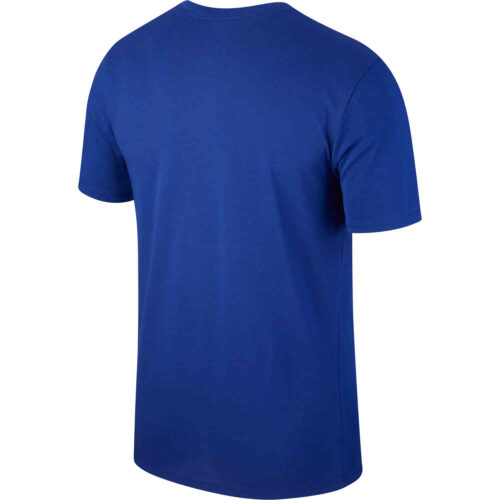 Nike Barcelona Preseason Tee – Deep Royal Blue