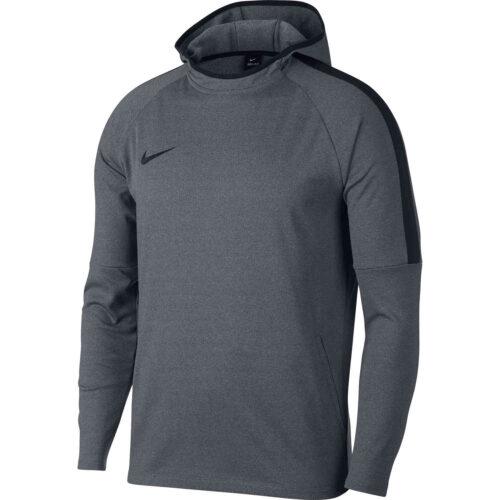 Nike Dry Academy Hoodie – Heather Black