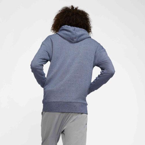 Nike Heritage Full-zip Hoodie – Midnight Navy/Heather