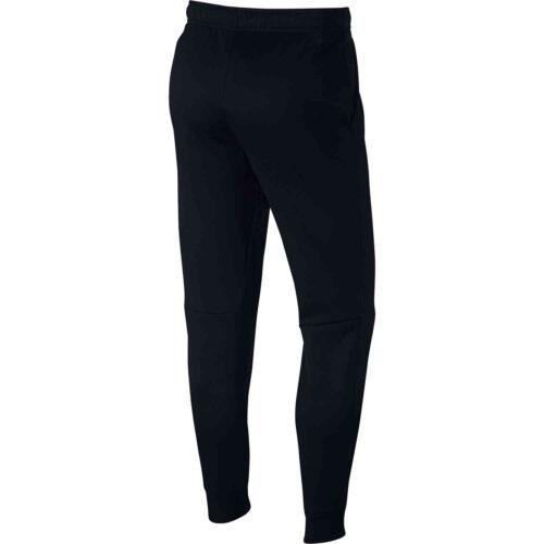 Nike Therma Tapered Swoosh Pants – Black