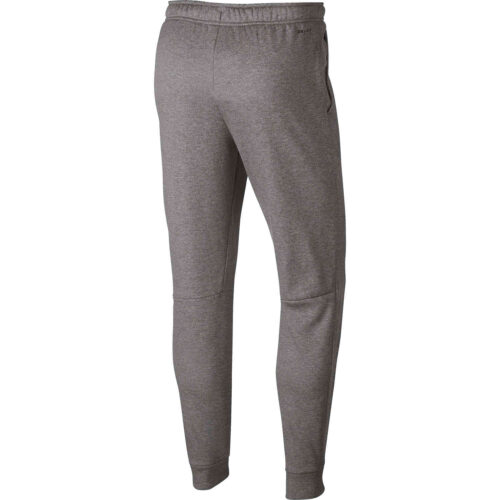 Nike Therma Tapered Swoosh Pants – Dark Grey Heather