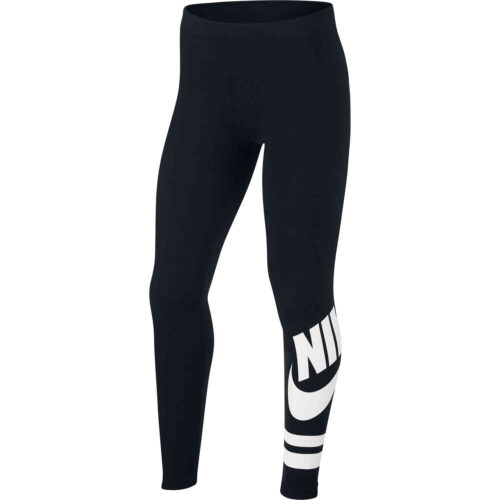 Girls Nike GX3 Favorite Leggings – Black