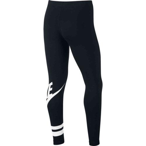 Girls Nike GX3 Favorite Leggings – Black