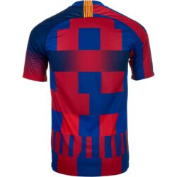 9f72f2dd182 Nike and Barcelona 20th Anniversary Home Jersey - Youth - SoccerPro