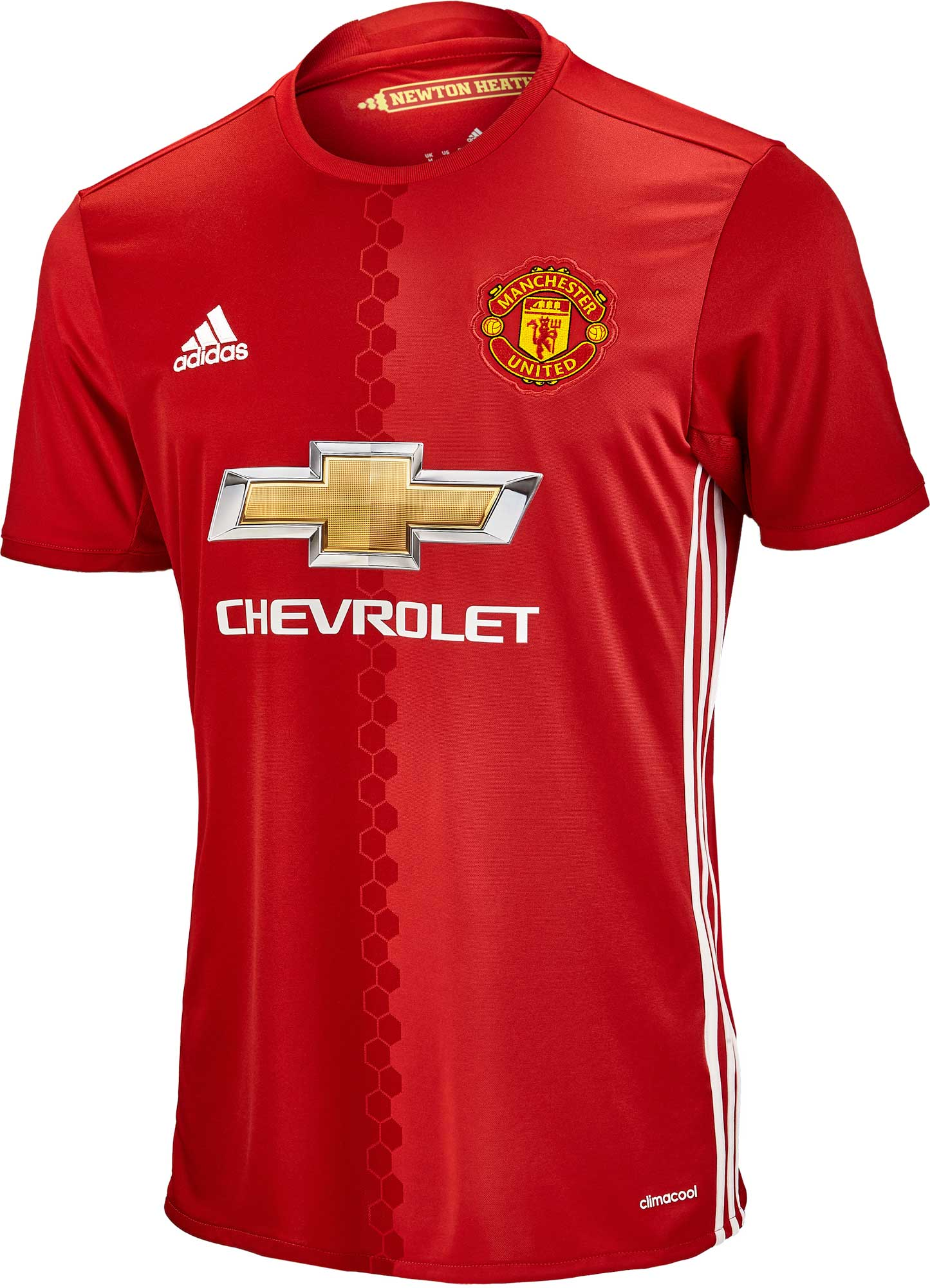adidas Kids Manchester United Home Jersey - 2016 Youth Man ...