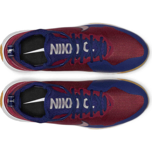 Nike FC – Team Red/White/Blue Void/Gum Light Brown