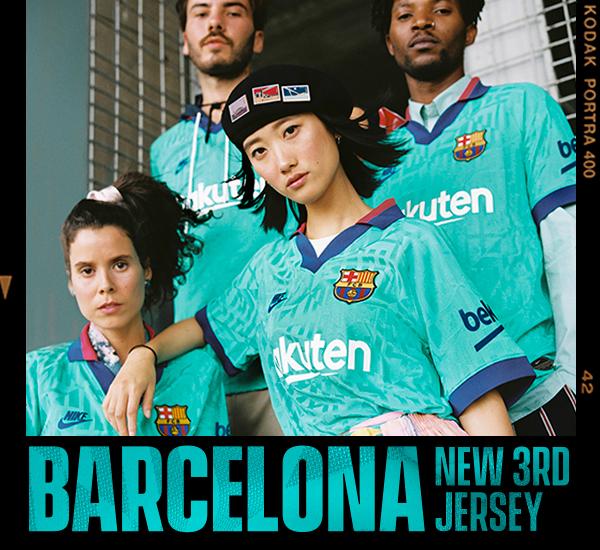 Barcelona 3rd Jersey - 2019-2020