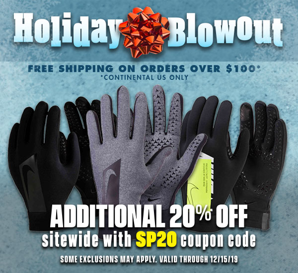 Holiday Blowout - Player Gloves