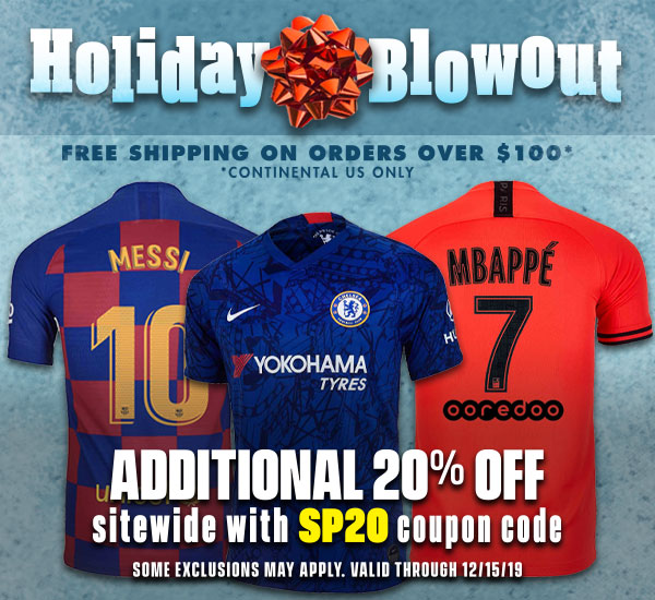 Holiday Blowout - Licensed Jerseys