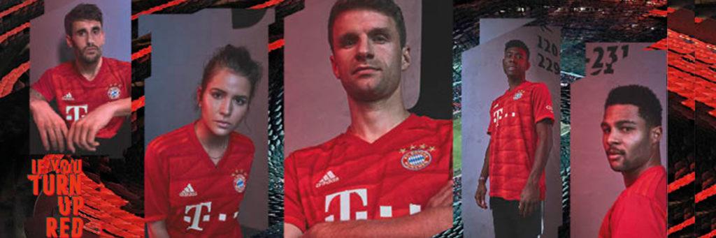 ac61e561c Bayern Munich Jersey