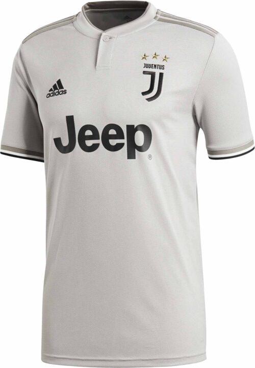 2018/19 Kids adidas Juventus Away Jersey