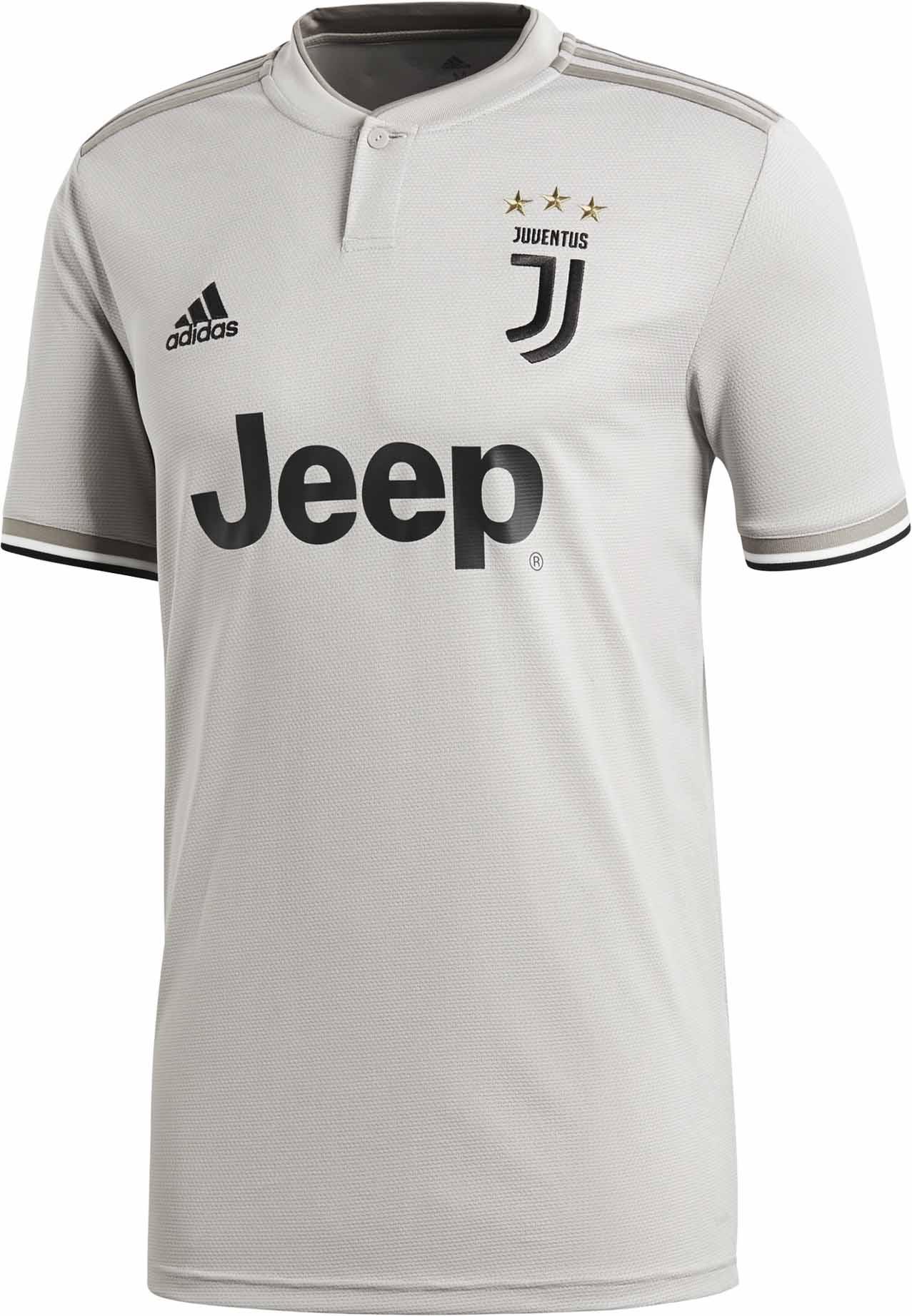 2018/19 Kids adidas Juventus Away Jersey - SoccerPro
