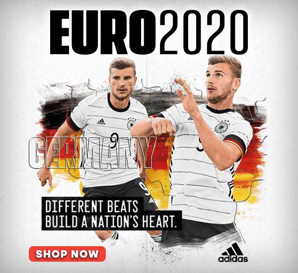 EURO 2020 Jerseys from adidas