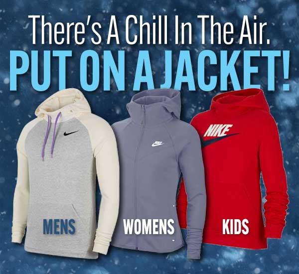 Soccer Jackets and Apparel