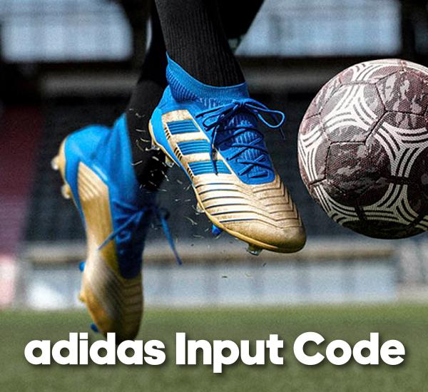 adidas Input Code Soccer Cleats