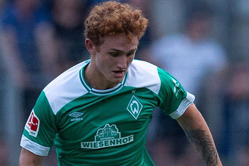 46b642220 Josh Sargent Jersey - Buy yours from SoccerPro.com