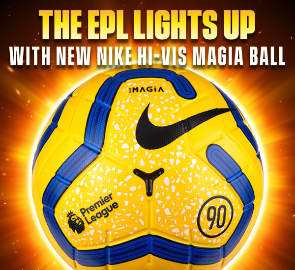 Nike Hi-Vis Magia Soccer Ball - EPL