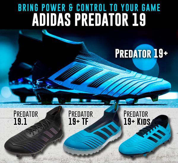 adidas Predator 19 Soccer Shoes