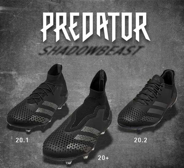adidas Predator Mutator Shadowbeast with Demonskin