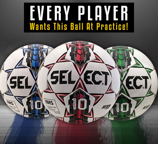 Select 10 Soccer Balls