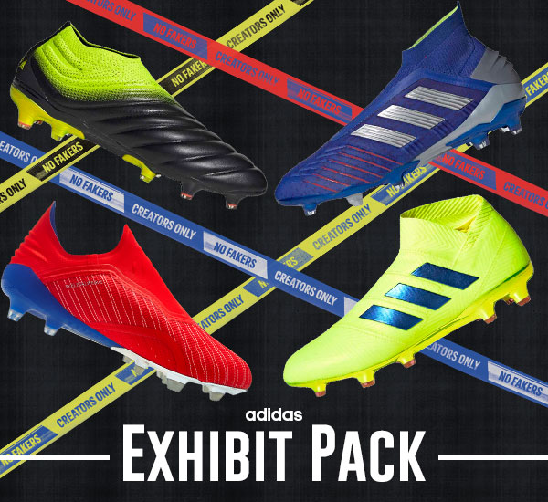 Adidas Exhibit Pack Shoes