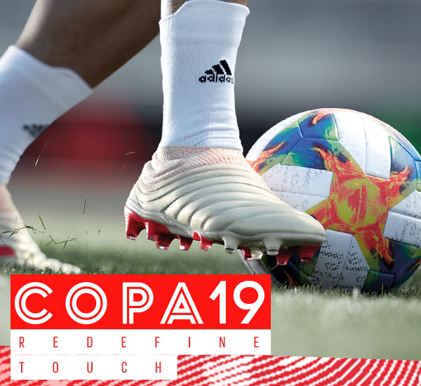 adidas Copa 19 shoes