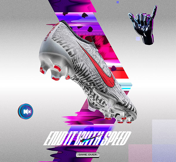 Neymar Jr Silencio Shoes